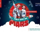 20.11 Eveniment pentru copii: First Kids on Mars