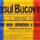 28.11 Prezentare: Ziua Unirii Bucovinei