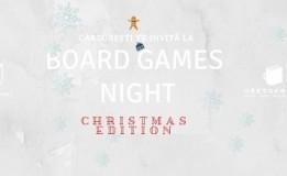 12.12 Seara de jocuri: Board Games Night