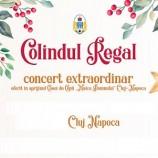 7.12 Concert caritabil: Colindul Regal 2019