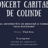 11.12 Concert caritabil de colinde