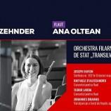 13.12 Concert simfonic: dirijor Kaspar Zehnder