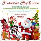 15.12 Eveniment pentru copii: Prietenii lui Mos Craciun