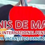 11.01 Tenis de masa pentru copii: Cupa Vacantei de Iarna 2020