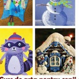 7.01 Eveniment pentru copii: Curs de arta Junior