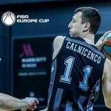 29.01 Eveniment sportiv: FIBA Europe Cup: U-BT vs. Tsmoki-Minsk