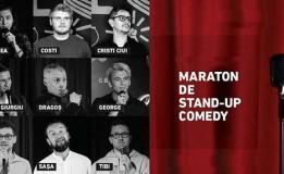 22.01 Maraton de Stand-Up Comedy