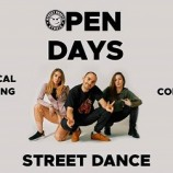14-16.01 Cursuri de dans: Open Days