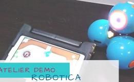 21.02 Eveniment pentru copii: Atelier Robotica