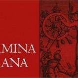 11.03 Spectacol de opera: Carmina Burana