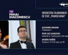 21.02 Concert simfonic: Tiberiu Soare