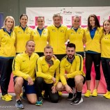 7-8.02 Eveniment sportiv: Fed Cup-Romania-Rusia