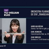 28.02 Concert simfonic: dirijor Mika Eichenholz