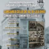 8.02 Lansare de carte: Redescoperim Clujul