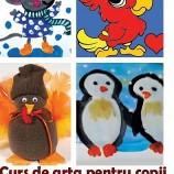 4.02 Curs de arta Junior pentru copii: Soricelul norocos
