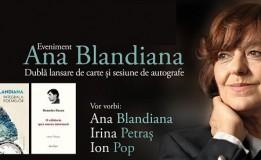 7.03 Dublă lansare de carte: Ana Blandiana și invitații săi