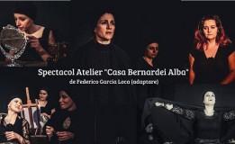8.03 Spectacol atelier: Casa Bernardei Alba