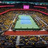 Meciul de Fed Cup, România – Italia, de la Cluj-Napoca, amânat