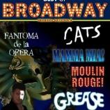 30.08 Muzica celebrelor musical-uri : Broadway