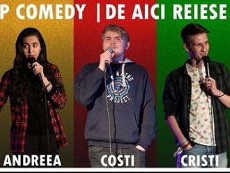 16.08 Stand Up Comedy: De aici reiese umorul