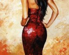 8.08 Atelier: Lady in red – Emerico