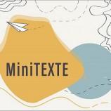 9.08 Eveniment pentru copii: MiniTEXTE. Cuvinte de copii