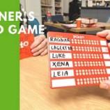 26.08 Seara de jocuri de societate: Beginner's Board Game Night