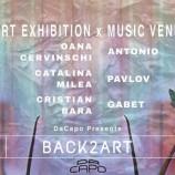 19.09 Eveniment cultural: Back2art