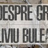 8-16.10 Expoziție: DESPRE GRI