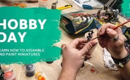 24.10 Atelier de pictura: Hobby Day