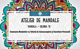 24.10 Atelier de mandale: Mandala – Oglinda ta