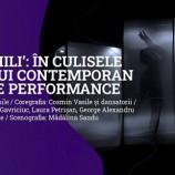 15.10 Lecture performance: Vox Nihili: în culisele dansului contemporan