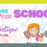 20.11 Program de Before&After School: Artastique