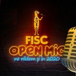 4.11 Stand up comedy: FISC-Open Mic