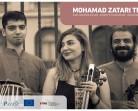 29.11 Concert Mohamad Zatari Trio