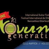 3.11 Novum Generatio International Guitar Festival
