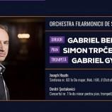 30.01 Concert simfonic – dirijor Gabriel Bebeșelea