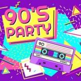 18.02 Seara cu  muzica retro: 90's Party