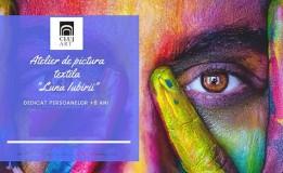 20.02 Atelier de pictura textila pentru adulti
