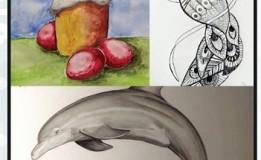 15.04 Curs de arta pentru copii