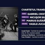 13.03 Recital: Cvartetul Transilvan