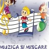 18.03 Atelier: Muzica si miscare pentru copii
