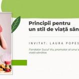 2.03 Webinar: Principii pentru un stil de viata sanatos