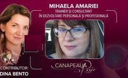 16.04 Webinar: Canapeaua Roșie cu Mihaela Amariei
