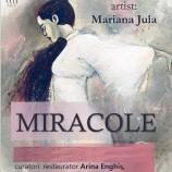 8-15.04 Expoziție de pictură: Miracole