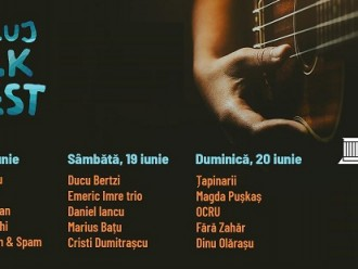 18-20.06 Festival: Cluj Folk Fest