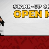 20.07 Stand-up Comedy: Open Mic