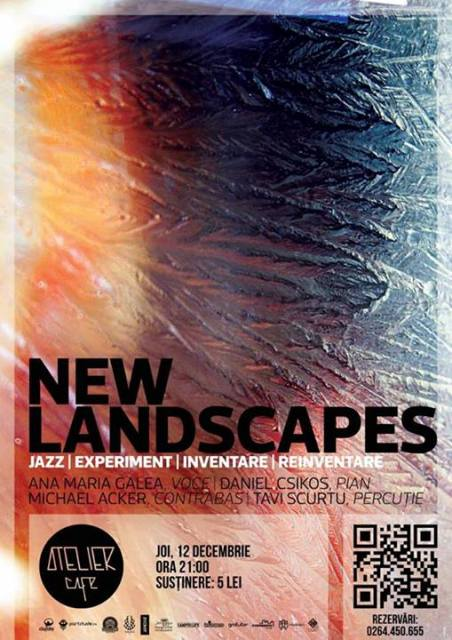 concert jazz new landscapes