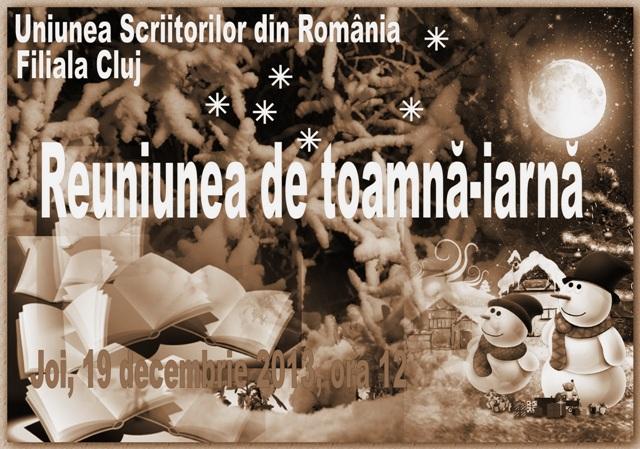 Reuniunea de toamna iarna Cluj sp