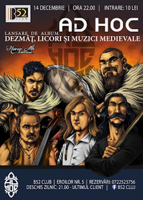 concert ad hoc cluj napoca
